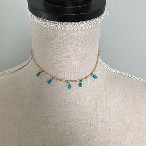 Gorjana Tassel Necklace Choker
